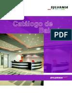 4.1 Catalogo Balastos