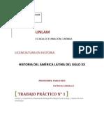 tp N°1 de America Latina