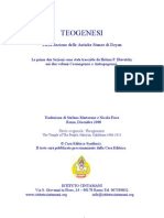 Hilarion - Teogenesi