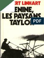 Lenine Les Paysans Et Taylor - Linhart