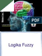 Modul 7 - Fuzzy Logic