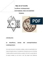 Hijos de La Teosofia. Ocultismo Contemporaneo. Una Religion Mundial Para Un Gobierno Mundial - Mila, Ernesto