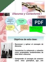 Discurso y Conectores