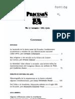Bustos, Guillermo,Procesos 1992