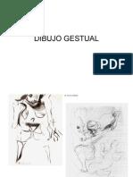 DIBUJO GESTUAL