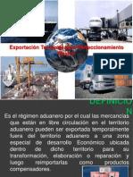Exportación Temporal para Perfeccionamiento Pasivo