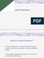 Logical Databse