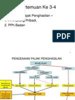 Presentasi Perpajakan PPH OP & Badan