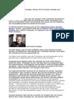 NSU Prozess – Beate Zschäpe- Offener Brief an Beate Zschäpe von Jürgen Elsässer
