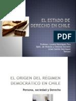 El Estado de Derecho en Chile