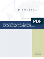 Building the Change-Capable Organization to Meet the Top Technology Trends of 2012 and Beyond