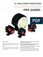 Pipe guides