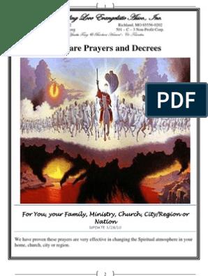 Warfare Prayers and Decrees   Jesus In Islam   Sin