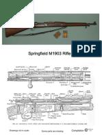 Springfield M1903 Rifle
