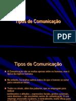 comunicação verbal e não verbal