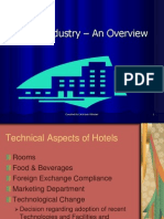 293931 53213 Hotel Industries an Overview
