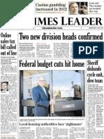 Times Leader 05-07-2013
