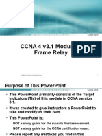 Frame Relay From Cisco