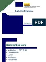 Hotel Engineering Training Lighting System