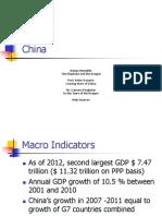 China Macro