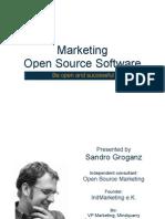 Marketing Open Source Software 1204748662776229 4