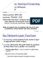 Routing and ForWording