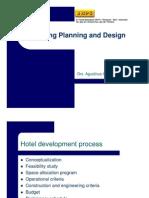 Hotel Engineering Training Lodging Planning and Design