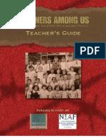 Prisoners Among  Us Italian-American Idenity and World War II Teachers Guide