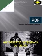 Autorizatie de Mediu Ralflo S.a.