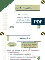 Gestion Des Competences Christine Rieu PMI