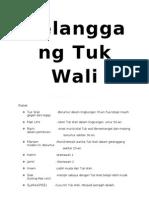 76629813 Skrip Pendek GELANGGANG Tuk Wali