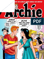 Archie Comic Book Issue 636