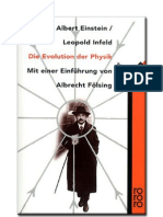 Einstein, Albert & Infeld, Leopold - Die Evolution Der Physik