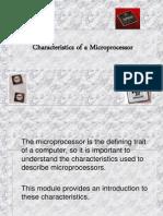 Microprocessor Basics