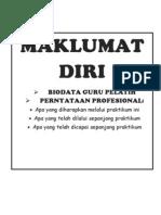 Portfolio Label
