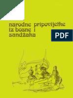 Narodne pripovijetke iz Bosne i Sandžaka