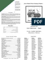 JADCO Recital Program 2013