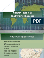 Chapter 12 - Network Design