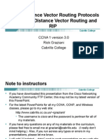 Distance Vactor Routing Protocol Rip