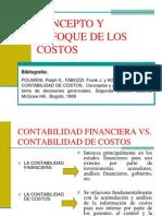 Documento de Apoyo_concepto y Enfoque de Los Costos