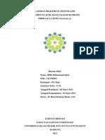 Laporan Praktikum Cryptogame-klorofil Jadi