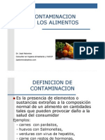 Microsoft Power Point - Tema 1 Contaminacion de Los Alimentos
