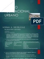 Centro Recreacional Urbano
