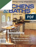 Fine Homebuilding - Special Issue Kitchens & Baths (Malestrom)