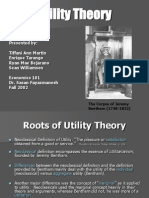 101Utility Theory