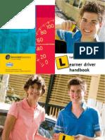 PDF Learner Driver Handbook