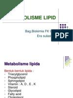 E&M Biokimia^Metabolisme Lipid^