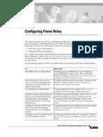 Configuring Frame Relay