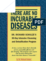 There are no incurable diseases