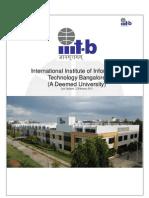 Iiitb Admission Brochure 2013 v8